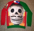 NEW Adidas ORIGINALS Ugly Chrostmas Crew Sweatshirt Size XL - RARE DAYDEAD