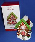 Hallmark Ornament Noelville #10 and Final in Series 2015 Candy Clock Shop NIB