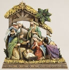 95 Single Piece Nativity by Josephs Studio Christian Christmas Gift