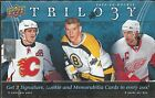 2009-10 Upper Deck Trilogy Hockey 12
