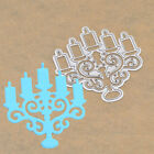 Papercrafts Templates Stencils Candle DIY Cutting Dies Decoration Embossing