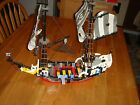 Vintage Lego Pirate Ship 6289 Red Beard Runner Adult Collector Complete Minifigs