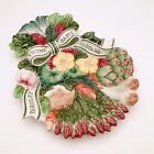 Fitz & Floyd 'Herb Garden' Canape/Decorative Plate, 10.75