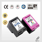 Combo Black  Color Ink Cartridge For HP 61 61XL Envy 4500 4505 5530 5535 5539