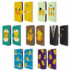 HEAD CASE DESIGNS KAWAII DUCK LEATHER BOOK CASE FOR MICROSOFT NOKIA PHONES