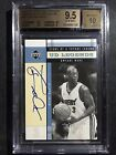 2003-04 UD Legends Signs Of A Future Legend Dwyane Wade RC AUTO BGS 9.5 10 HEAT