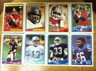 1988 TOPPS FOOTBALL SET ALL-396-W Binder & Ultra Pro Sheets-MINT!!