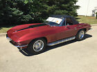 Chevrolet Corvette Convertible 1967 chevrolet corvette convertible 427 435 hp big block