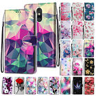 Magnetic Flip Card Wallet Stand Leather Case Cover For LG G Stylo 2 LS775 K7