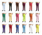 CONCITOR Mens Dress Pants Trousers Flat Front Slack Huge Selection Solid Colors