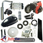 New 4 Stroke 49CC Gas Petrol DIY Motorized Bicycle Bike Engine Motor Kit Scooter
