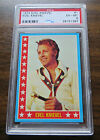1974 Topps Evel Knievel Rare #1 Stunt Cycle Daredevil Card PSA 6 EX Mint