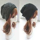 NEW Knitted Handmade Women's Soft Pom Beanie Hat Double layer Best Quality