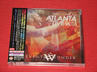 SEVENTH WONDER Welcome To Atlanta Live 2014 with Bonus Track JAPAN 2 CD SET