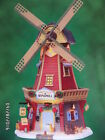 Lemax Harvest Valley Lighted Animated Windmill Christmas Village Collection