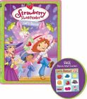 STRAWBERRY SHORTCAKE - Let's Dance! DVD with FREE DANCE MAT [J12]