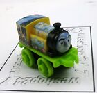 THOMAS & FRIENDS Minis Train Engine 2016 Core Moments Yellow Victor ~ Weighted