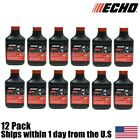 (12) Genuine OEM ECHO Red Armor 2 Cycle Oil 2 Gallon Mix 50:1 6550002 5.2oz