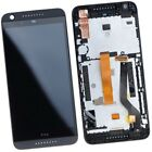 Black Touch Screen Digitizer+LCD Display Assembly+Frame for HTC Desire 626 D626u