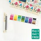 Payday Flags Multicolored for Erin Condren Life Planner Plumb Paper Planner