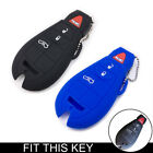 1pcs Black Motorcycle Key Uncut Blanks for BMW F800R/S/ST/GS F650GS F700GS HP2