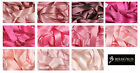 Double Satin Ribbon Berisfords Pink Shades 8 Widths Short Lengths or Full Reel