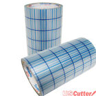 100yd Clear Transfer Application Tape with Grid Medium Tack Sizes12  24 NEW