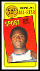 Willis Reed Rookie Card Guide and Checklist 11