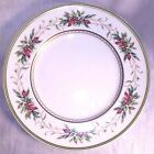 Fitz and Floyd Winter Holiday Dinner Plate