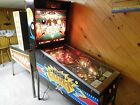 Sweet 1990 Bally Pool Sharks 4-Player Pinball Machine - Excellent Condition!