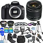 Canon EOS 1200D T5 DSLR Camera With 18 55mm IS II Lens ALL YOU NEED KIT NEW