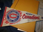1993 94 MONTREAL CANADIENS TEAM SIGNED 16X PENNANT
