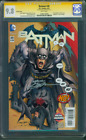 Batman 49 CGC SS 98 Neal Adams Signed Top Deadman 1 Variant homage cover