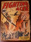 FIGHTING ACES pulp fiction magazine MARCH 1942