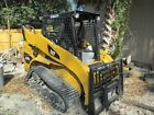 2013 Cat 257B3 Track Skid Steer Loader Aux Hydraulics LOW HOURS MULTI TERRAIN