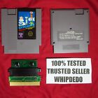 Gyromite with Famicom Converter Adapter NES/NINTENDO 5 screw! 100% TESTED!