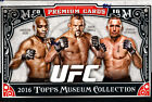 2016 Topps UFC Museum Collection Factory Sealed Hobby Box (SKU-T-5-2-A)