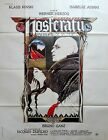 1979 NOSFERATU THE VAMPYRE Werner Herzog HORROR 47x63 French movie poster