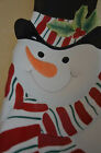 Fitz and Floyd Snack Therapy Candy Plate Snowman