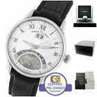 Men's Maurice Lacroix Jours Retrograde Masterpiece Day Date Silver Watch MP6358