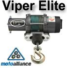 VIPER ELITE 5000lb Winch & Mount with Amsteel-Blue® for KAWASAKI BRUTE FORCE 750