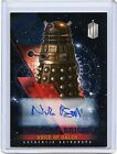 2016 Topps Doctor Who Tenth Doctor Adventures Widevision Cards 11