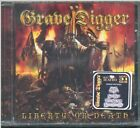 GRAVE DIGGER LIBERTY OR DEATH SEALED CD NEW