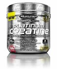 MuscleTech Platinum 100% Creatine, Ultra-Pure Micronized Creatine Powder