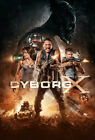 Cyborg X New DVD Ac 3 Dolby Digital Subtitled