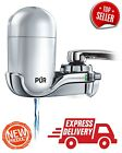 3 Stage Vertical Faucet Water Filter System Gray Kitchen Filters Appliances New