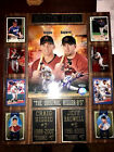 Jeff Bagwell & Craig Biggio Signed Autographed 8x10 Picture with 6 cards TRISTAR