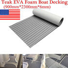 35X91 Self Adhesive EVA Foam Boat Teak Decking Floor Light Grey Mat Yacht