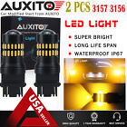 High Power LED Bulb White PSX24W 2504 12276 Fog Driving Light 2400Lumen 6000K US