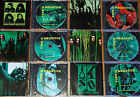 ⛔� TYPE O NEGATIVE ⛔� THE FULL/COMPLETE CD SERIE FROM AGAT⛔� CARNIVORE ⛔� STEELE